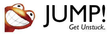 JUMP! – Get Unstuck, by Robert S. Tipton